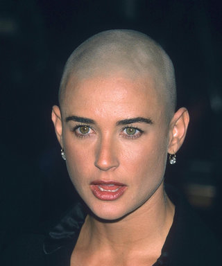Would You Brave The Shave? The Best Celeb Buzzcuts You Need To See