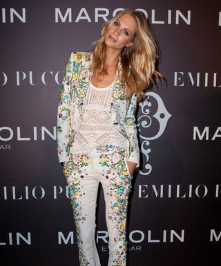 That's Some Suit You've Got Yourself There, Poppy Delevingne...