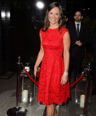 Pippa Middleton Gives Us Major Holiday Tan Envy As She Steps Out For A Night Out In London