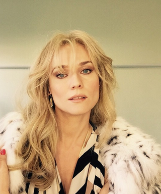 Diane Kruger's New Retro 'Do Is Everything That Was Good About The '80s
