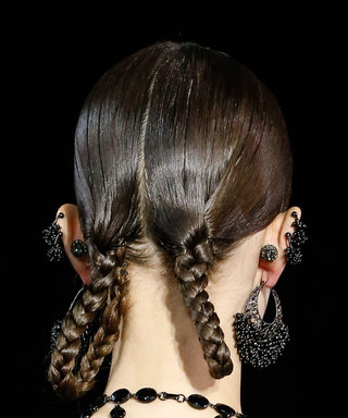 5 Reasons Pigtails Are Totally Having A Moment...
