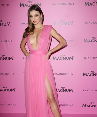 Miranda Kerr Has Every Set Of Eyes On Her In Cannes