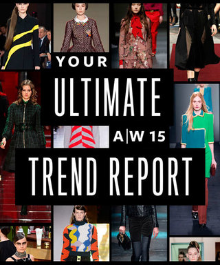 Your Ultimate AW15 Trend Report