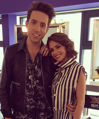 The Cheryl And Nick Grimshaw Throwback Picture You NEED To See