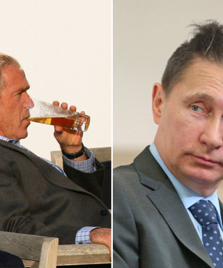 David Cameron and Barack Obama With Man Buns?! We've Got The Pictures…