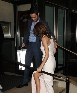 Why Cheryl Fernandez-Versini Is The Queen Of The Nude Full-Length Gown