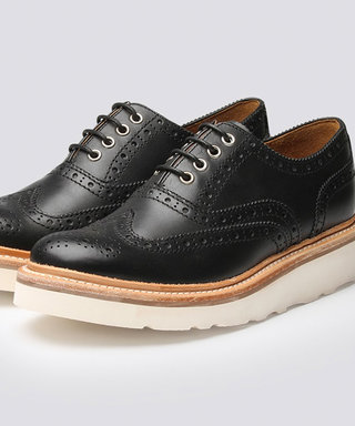 VIDEO: How To Wear Brogues #FridayFlats
