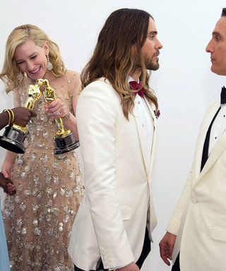 A 500ft Red Carpet & 2400 Bottles Of Bubbly: The Oscars In Numbers