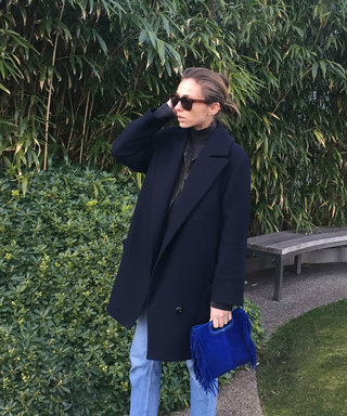 How To Wear The Maje M Bag (By A Fashion Editor Who Knows)