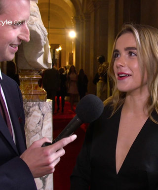 WATCH: Exclusive Access To Dior's FROW With Juno Temple And Kiernan Shipka