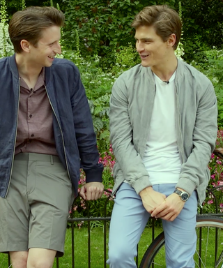 WATCH: Oliver Cheshire Talk Summer Style And Top Insta Poses