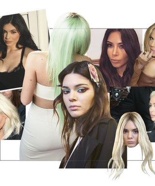 Every Secret To The Kardashian Klan's Really Ridiculously Good Looking Hair