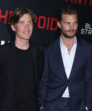 Jamie Dornan And Cillian Murphy On Why It Was Bromance At First Sight