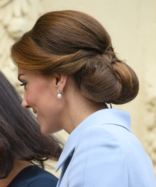 This Is The Secret To Kate Middleton's Perfect Hair