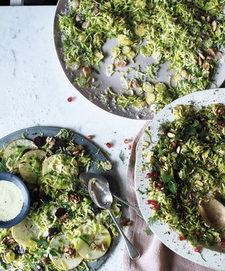 Our New Food Columnist Gizzi Erskine On Why Sprouts Are Trending