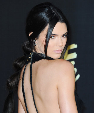 Recreate Kendall Jenner's Bubble Ponytail (Just In Time For Party Season)