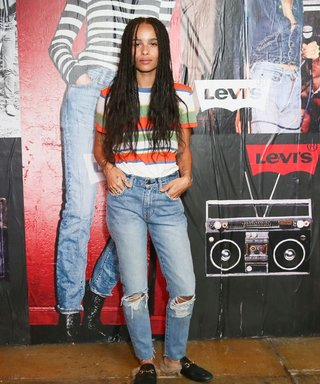 The Secret Weapons in Zoë Kravitz's Quintessentially Cool Beauty Routine