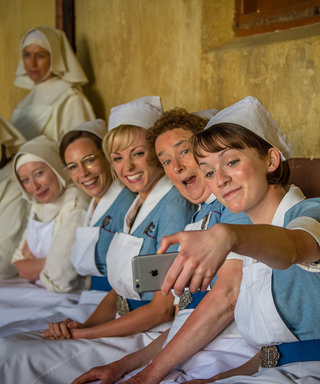 Behind The Scenes Diary From Call The Midwife's Christmas Special In South Africa