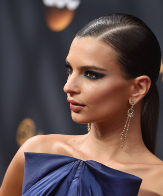 These Celebrities Prove That Blue Eye Makeup Is Having a Moment