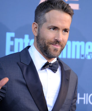 Ryan Reynolds Gives Blake Lively a Shout-Out Accepting Entertainer of the Year Honours