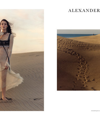 These Fashion Advertising Campaigns Offer The Perfect Deskside Escapism