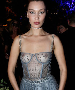 Free The Nipple: Why Bella Hadid Really REALLY Doesn't Care