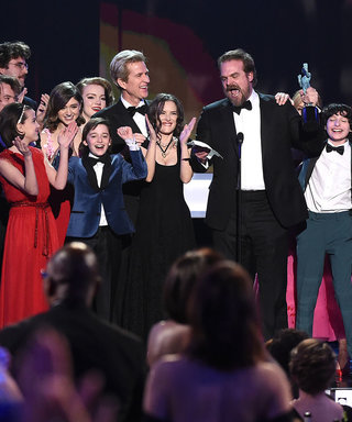 Winona Ryder's Facial Expressions At The SAG Awards Are Everything