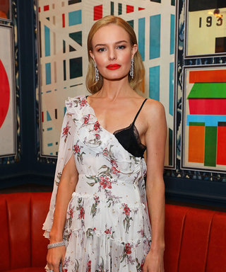 From Kate Bosworth's Boho Couture Look To Dynamo's Tricks, Go Inside InStyle's EE Rising Star Party