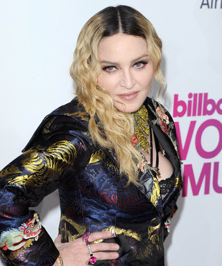 Madonna Introduces Her Adopted Twin Daughters To The World