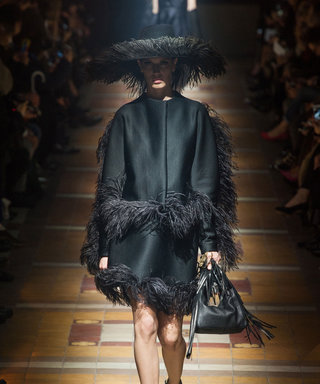Lanvin AW14, Paris Fashion Week