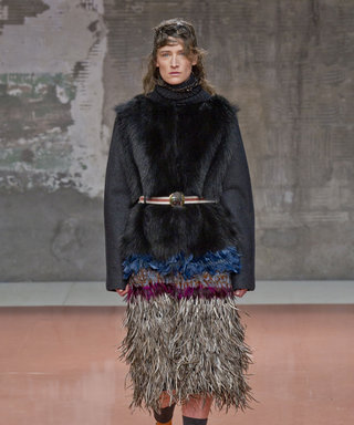 Marni AW14, Milan Fashion Week