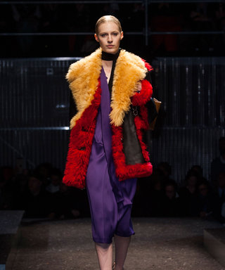 Prada AW14, Milan Fashion Week