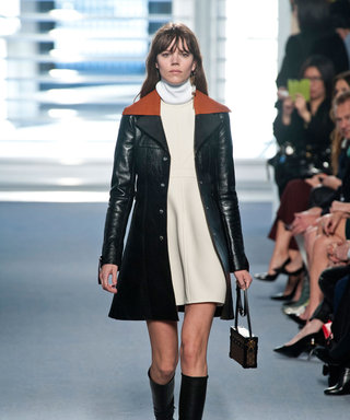 Louis Vuitton AW14, Paris Fashion Week