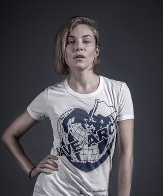 Sienna Miller And Pals Rock Their 'Save The Arctic' Tees For Vivienne Westwood