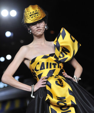 Construction Couture, Cadillacs And Car Washes: The Best Pictures From Moschino SS16