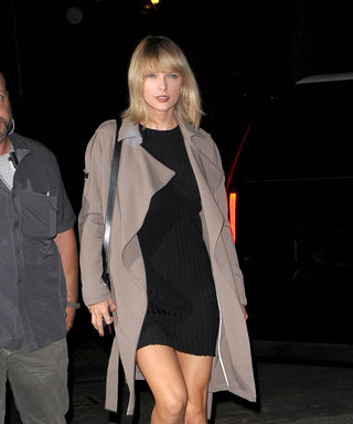 Taylor Swift Wasn't Always All Bleached Bob + All Black Everything...