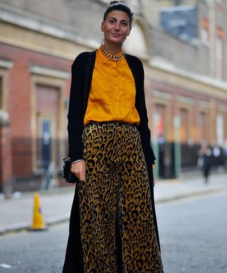 The New Way To Wear Leopard Print