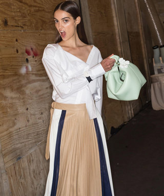 11 Colour Block Skirts To Shop For A Totally New Season Work Look