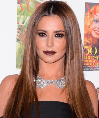 Cheryl's Incredible Changing Hair - In Pictures