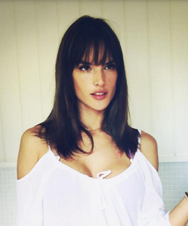 Fringes: Get Inspired By The Best Celebrity Bangs