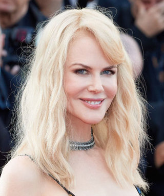 Nicole Kidman Accessorized Her Cannes Gown With a Mid-2000s Grommet Belt