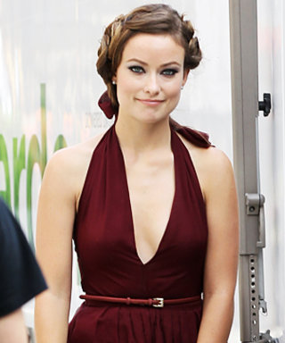 First Look: Olivia Wilde's Revlon Campaign