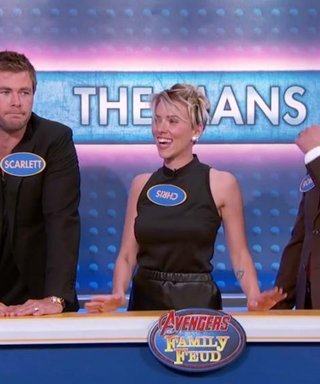 Watch the The Avengers: Age of Ultron Cast Play Family Feud