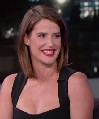Cobie Smulders Explains the Origin of Her Unusual Name
