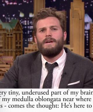 Hear Jamie Dornan Read Fifty Shades in Scottish and French Accents
