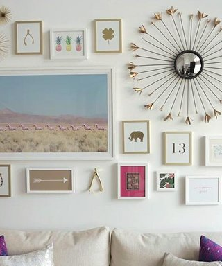 New #AskKat: Learn How to Put Together the Perfect Art Gallery Wall