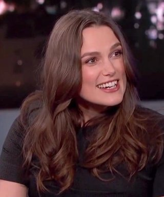 Mom-to-Be Keira Knightley Explains What It's Like for Her at the Oscars