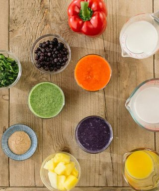 Jessica Seinfeld Shows Us How to Make Easy, 3-Ingredient Smoothies