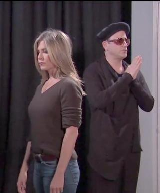 This Is What Happens When Jennifer Aniston Attends Jimmy Kimmel's School of Acting