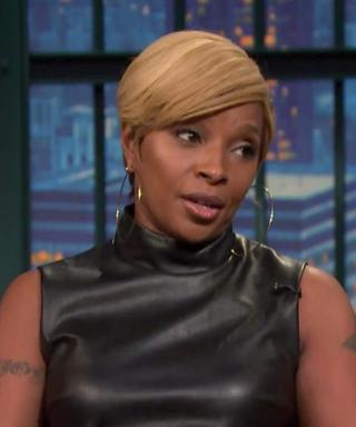 Mary J. Blige Discusses Her Upcoming Empire Appearance and Partying with Taraji P. Henson